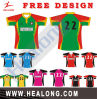 Healong Team-Sublimation-Rugby-Praxis-Hemd
