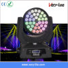 RGBWA UV36X 15W Zoom LED Moving Head Light