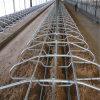 Фабрика сделала скотинами высокого качества скотоводческого хозяйства свободно стойло
