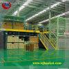 Prateleiras resistentes do armazenamento do armazém do metal do sótão