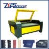 Máquina de estaca do laser da tela com cabeças dobro