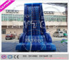 Lilytoys Newest Blue Color Inflatable Climbing Wall per Club (J-SG-038)