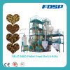1-5tph Feed Pellet Production Line für Animal Feed