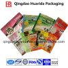 Vari sacchetti impaccanti di plastica larghi dell'alimento per animali domestici