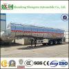 полуприцеп топливного бака Axles трейлера 3 нефтяного танкера 45000L