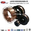 Alambre de soldadura revestido de cobre de Er70s-6 MIG