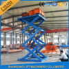 CER hydraulische Lager-Aufzug-Tische für Ladung