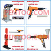 Electrostatic manuale Powder Coating Machine/Spray Gun per Powder Paint