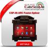 Splicer сплавливания стекловолокна моторов высокой эффективности 6 Catvscope Csp-X6