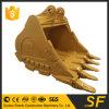 Cubeta barata quente da rocha da máquina escavadora da alta qualidade 320cl da venda para a máquina escavadora de escavação