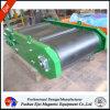 Ferro Remover Permanent Magnetic Separator para Conveyor Belt