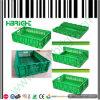 Casse scaricate plastica per le verdure e le frutta