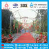 100X100mm Mini Aluminum Truss Bridge