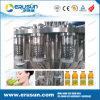 Het Vullen van het Vruchtesap van de Fles van het Glas van het Metaal GLB van de draai Machine