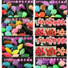 Garra Sew en Rhinestone New Fresh Color Plastic Stones para Dress