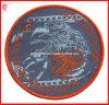 Kleid-Stickerei-Emblem mit Overlock Rand (YH-EB017)