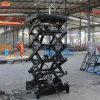CE Chine Scissor Lift pour Location