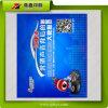 Voix de musique de Sina Chine derrière l'impression de brochure