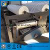 Nuevo pequeño papel de rodillo rápido del papel higiénico que procesa la maquinaria, la máquina el rebobinar y la máquina que raja