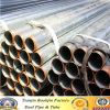Pipe en acier de la vente ASTM A53 d'échafaudage en acier chaud de peinture à l'huile