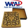 Rectángulo caliente del chocolate de la venta/caja de cartón/rectángulo del chocolate de la cartulina
