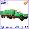 FAW 8*4の重い貨物自動車のダンプカーのダンプトラックのダンプ