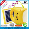 Дешевое Price Wholesale СИД Solar Light Radio с USB Charger и Battery Indicator