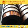 1.2mm der goldenen Brücken-Sg2 beschichtete festes Schweißens-Produkt Schweißens-des Draht-Er70s-6 mit Kupfer