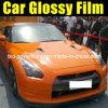 Orange lucido Car Body Protection Wrap Vinyl Film 1.52X30m