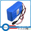 Li-íon Battery Pack de 3.7V 6600mAh 1s3p