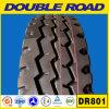 Los neumáticos bajos de los precios TBR de los neumáticos del carro de la exportación retroceden la pisada del neumático