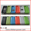 Caja de batería de la energía del OEM 2600 mAh para el iPhone 5c