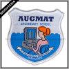 Qualität gesponnenes Abzeichen für Makurdi Schule (BYH-10321)