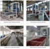 Máquina de fabricación concreta del aislante termal de Tianyi de la pared de la espuma incombustible del ladrillo