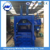 Alta densidad usada para el cartón, algodón, tallo, plástico, máquina de la prensa de la fibra de la palma del papel usado