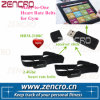 2.4GHz Heart Rate Belts e Receivers per Team Training