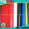 Bâche de protection enduite imperméable à l'eau/tissu de PVC de panneau extérieur