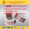 Prix protégé du gaz 0.8mm1.2mm/Plant du fil de soudure de MIG d'Aws A5.18 Er70s-6 Sg2/CO2 d'acier à faible teneur en carbone Er70s-6 en vente