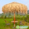 Het palmblad met stro bedekt Paraplu (het Vaste Kader van het Staal)