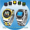 1.5 Zoll Noten-Uhr-Mobiltelefon-, mit Bluetooth, MP3, MP4, Viererkabel-Band G/M (Q999)