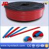 Tuyau en caoutchouc flexible/tuyau tressé en nylon en nylon de Hose/PVC