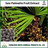 A vu le Palmetto porter des fruits extrait de poudre avec la chromatographie gazeuse -85% des acides gras 25%