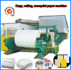 1880mm Writing Paper Making Machine, 20 Ton/Day, Raw Material: Altpapier, Jungfrau-Masse