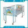 Bâti de pédiatrie de dessin animé plat avec Siderails (AG-CB003)