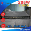 50inch 288W LED Light Bar Car Light 4 roues motrices