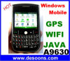 Windows-intelligentes Telefon GPS WiFi Java QWERTY