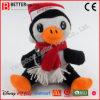 De aangepaste Pinguïn van het Stuk speelgoed van Kerstmis Zachte
