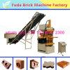 Machine de fabrication de brique automatique d'argile de presse hydraulique Syn1-5