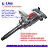 Горячие инструменты воздуха сбывания ключ удара K-5300 1 дюйма