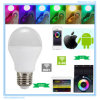 원격 제어 16 Color Change 6W LED RGB Bulb